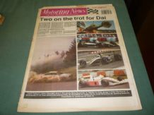 MOTORING NEWS 1990  May 10 Welsh Rally, F3000, F3, Croft Rallycross